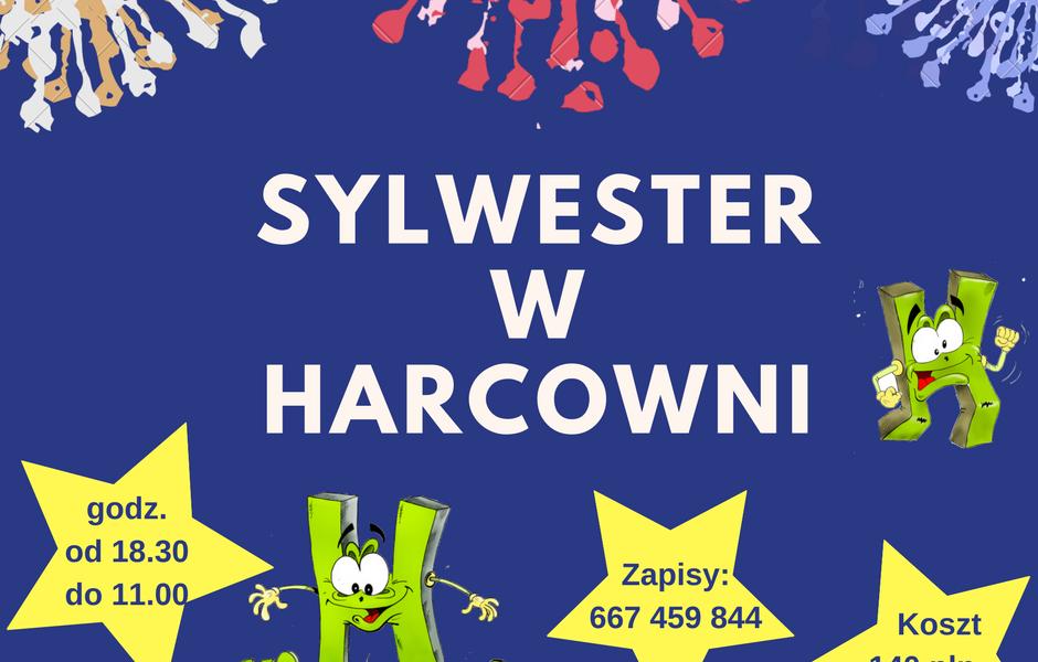 Sylwester dla dzieci w Krakowie