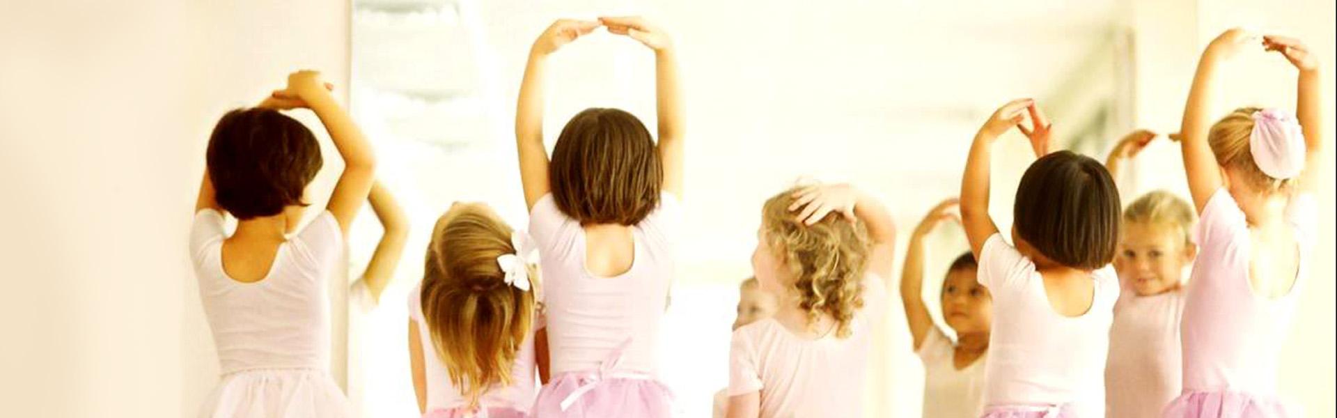 Balet - grupa 3-4 latków